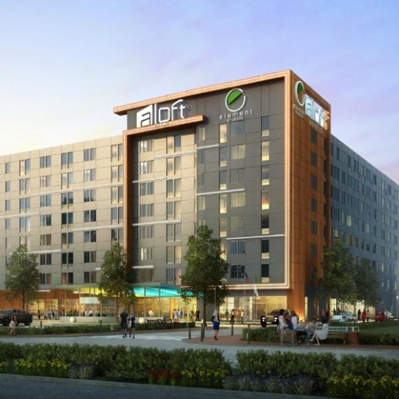 Aloft + Element Hotel - Love Field