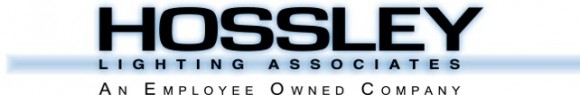 Hossley Lighting and Power Solutions Logo