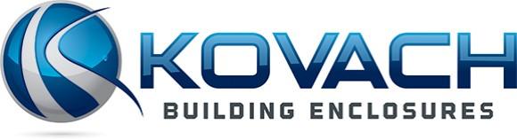 Kovach Building Enclosures Logo