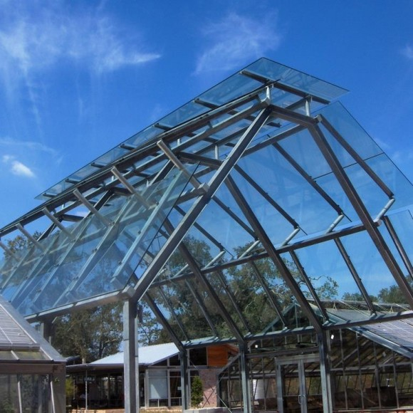 Shangri La Botanical Gardens and Nature Center - Orange, TX.  Structural Engineering.