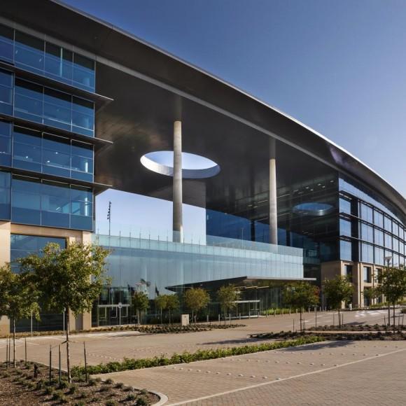 One Toyota Headquarters Corgan (photo: Corgan)