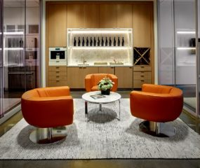 COTE Tour of Teknion Showroom
