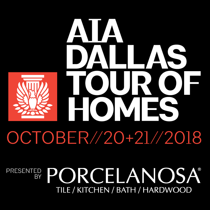 AIA Dallas Tour of Homes 2018