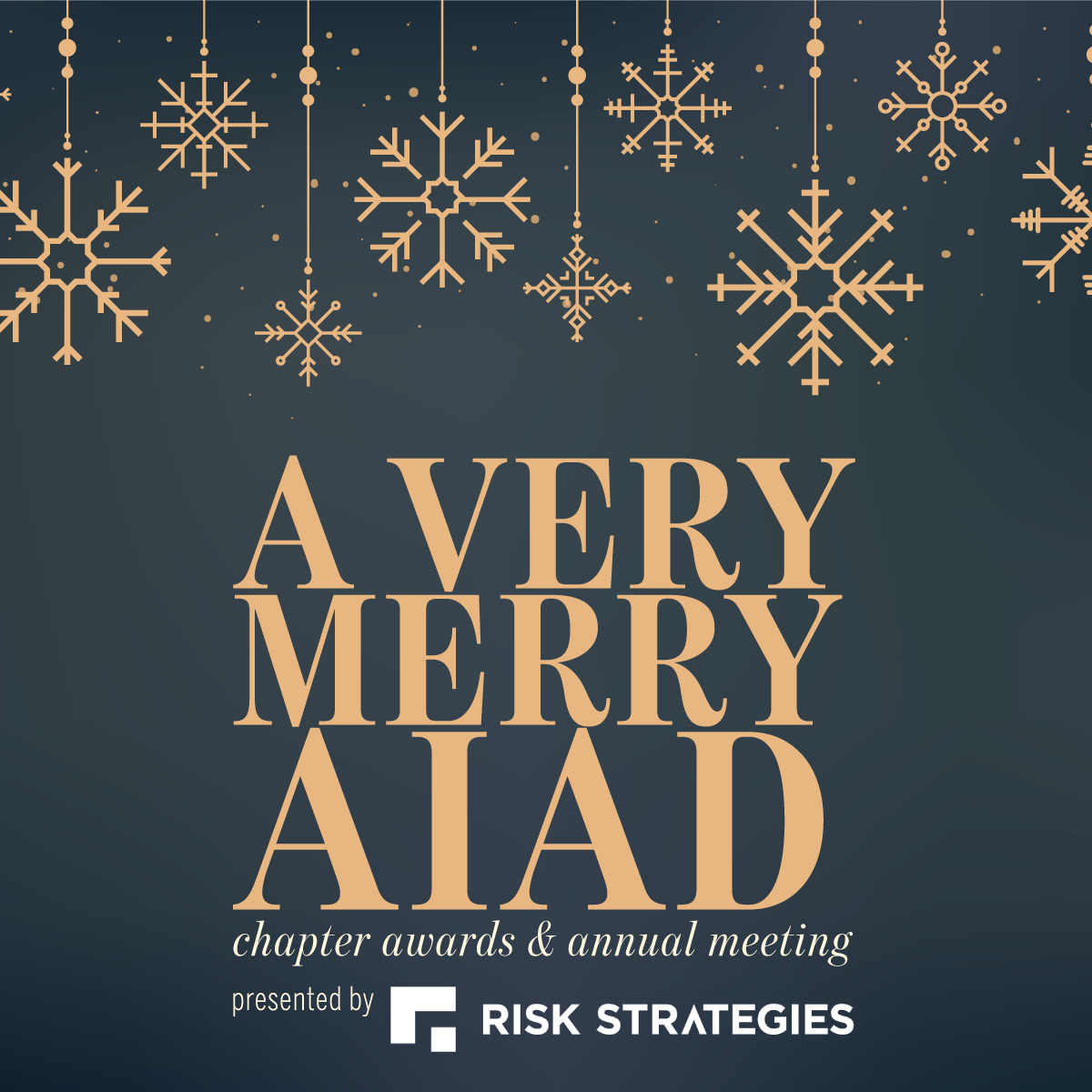 A Very Merry AIAD: Chapter Awards and Annual Meeting