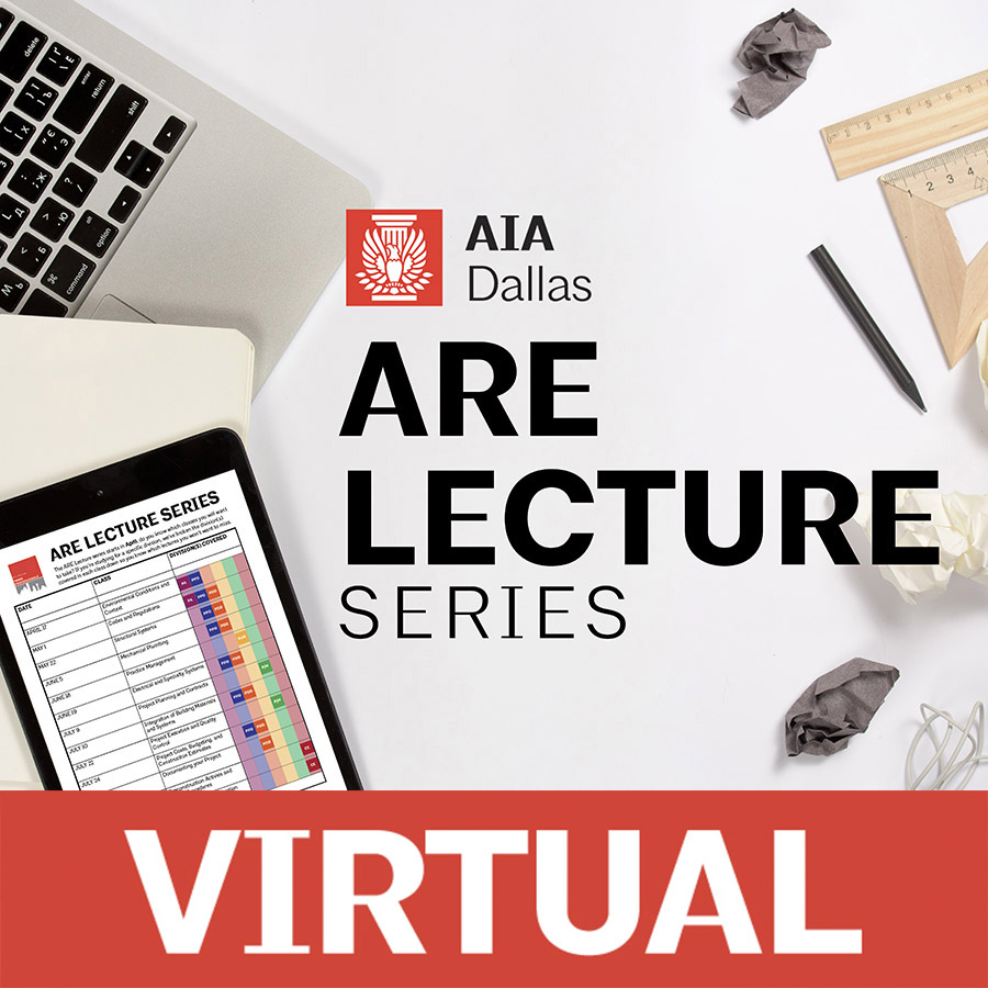 2020 ARE Lecture Series: Acoustics and Security Systems