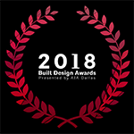 2018 Built Design Awards Announcement Celebration