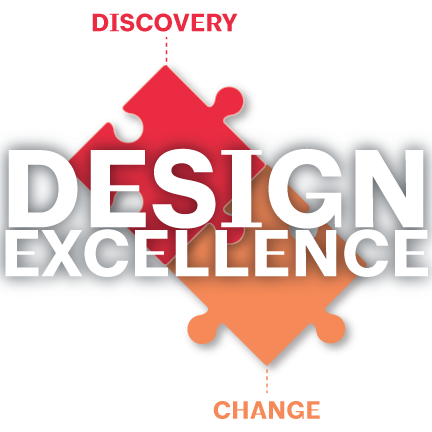 Design Excellence: Change and Discovery