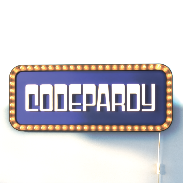 CODEPARDY