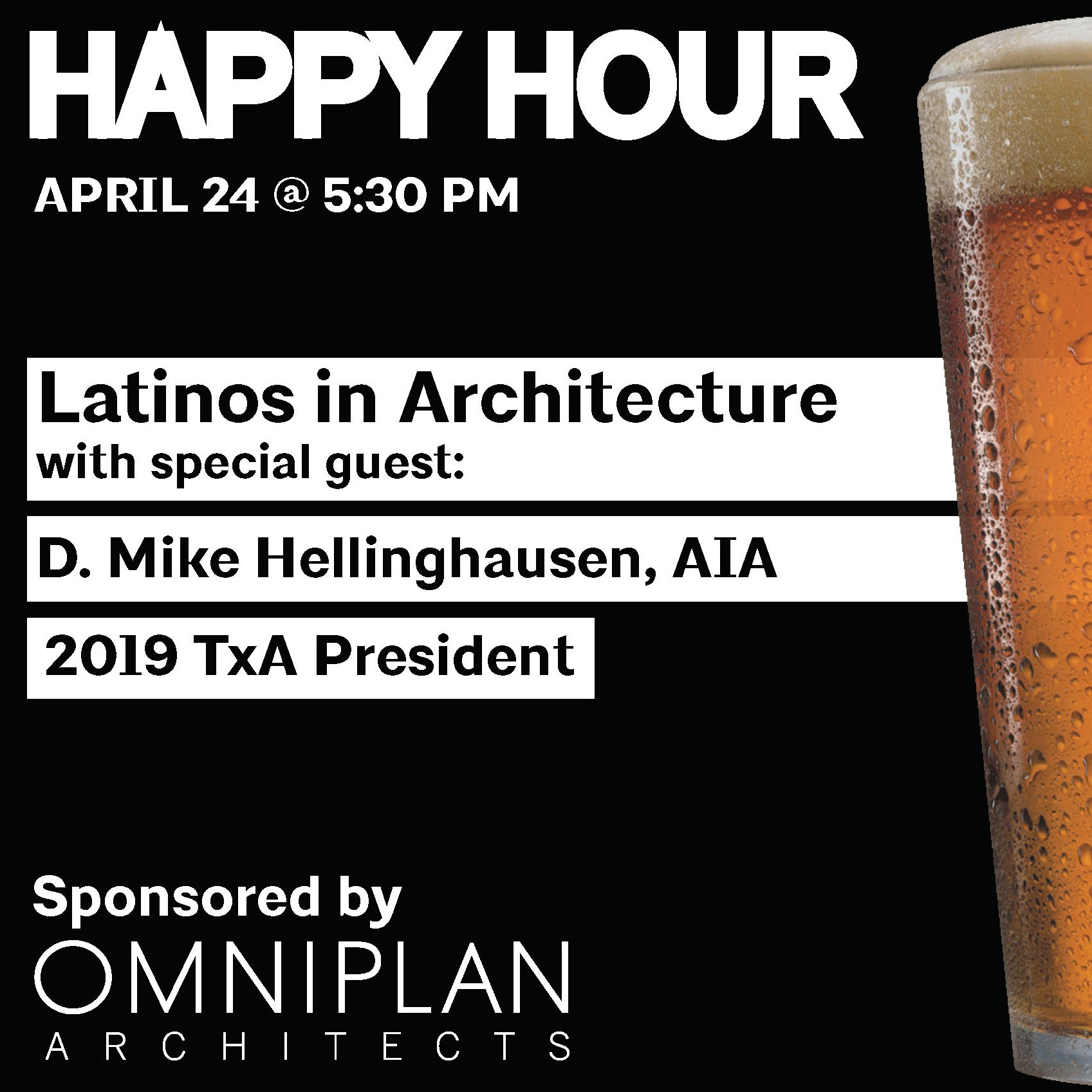 LiA Happy Hour with Mike Hellinghausen
