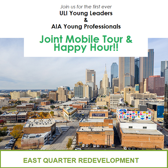 AIA YP & ULI YLG Joint Mobile Tour & Happy Hour