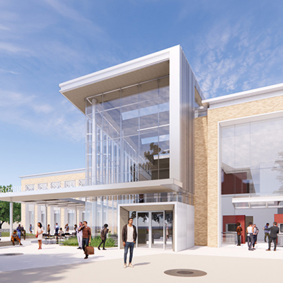 Austin College | Jack B. Morris Center for Business Studies EYP Inc.