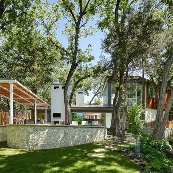 Janmar Residence Dallas, TX Photography by Dror Baldinger, FAIA