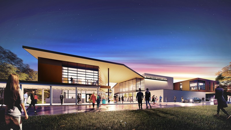 Alcuin School West Campus Building