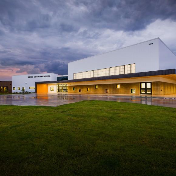 Brock Elementary School, Brock Independent School District.