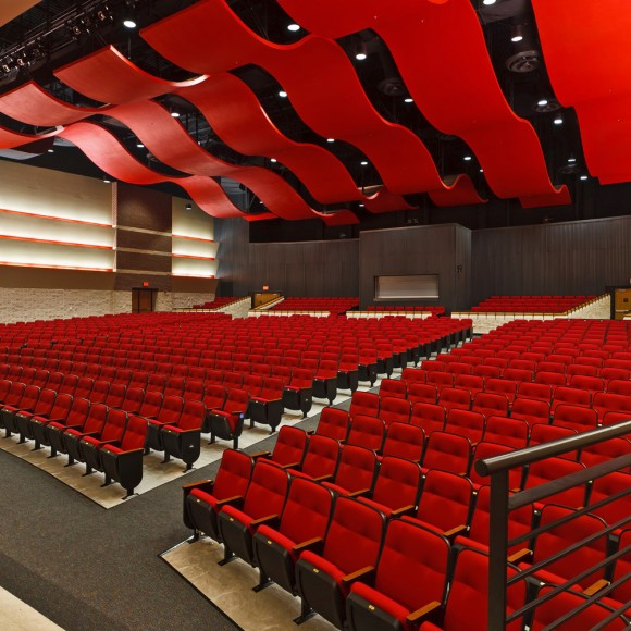 Clyde High School Auditorium - Clyde Consolidated Independent School District