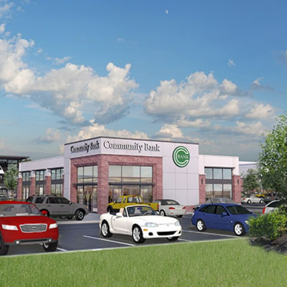 Cortlandt Crossing Shopping Center