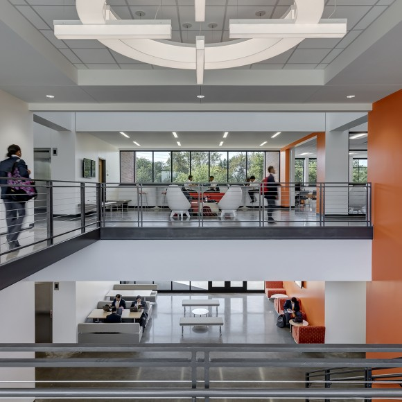 Cristo Rey Dallas College Prep Academic Building