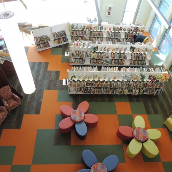 Tangipahoa Main Library and Administration Library Amite, LA