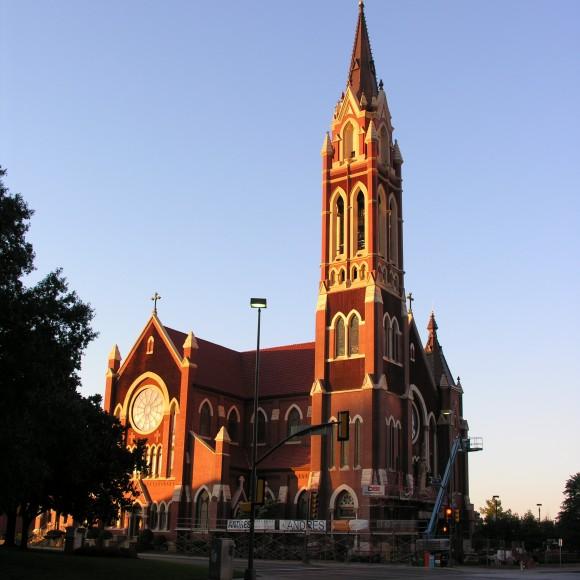 Cathedral Santuario de Guadalupe