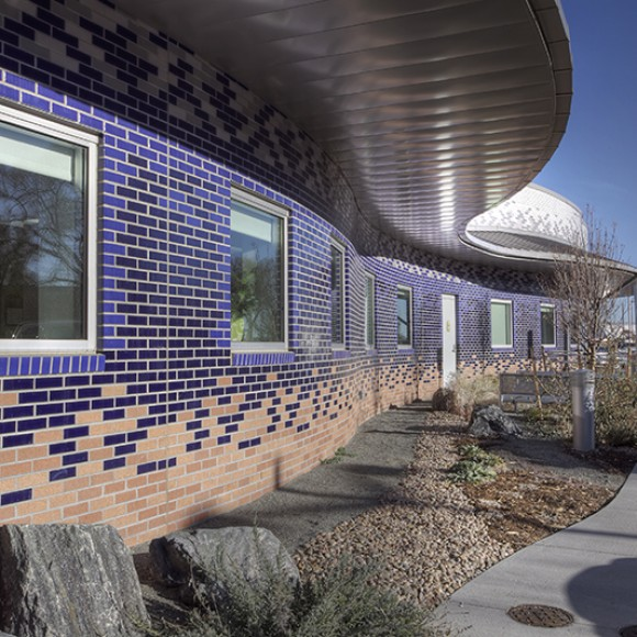 Fitzsimons Early Learning Center | Aurora, CO. 25,000 SF New Construction
