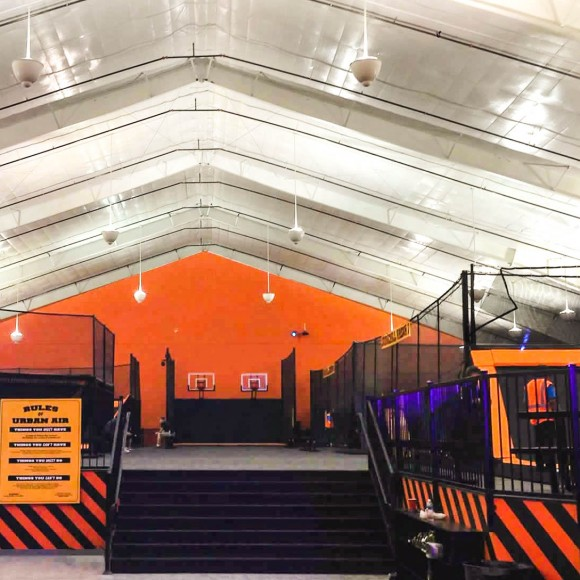 Entertainment - Urban Air Trampoline Park, Rockwall, TX