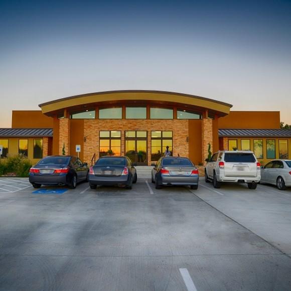GUARDIAN SWIM SCHOOL NATATORIUM Exterior Natatorium, Las Colinas, TX, Architect of Record, 8,000SF, Cons Cost $2,000,000