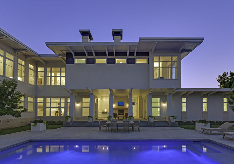 Norway Residence Dallas, Texas Photography by Jud Haggard