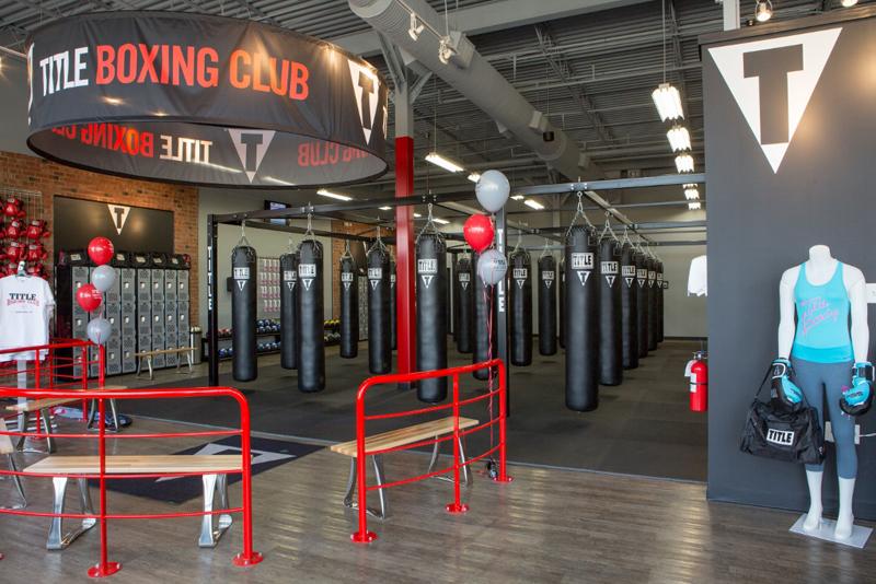 Title Boxing Club - Uptown Village at Cedar Hill
