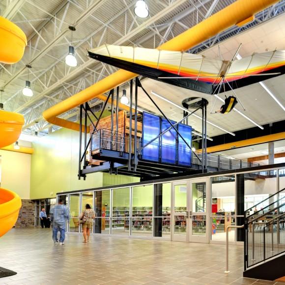 Gloria Marshall Elementary School, Spring ISD, Spring, Texas