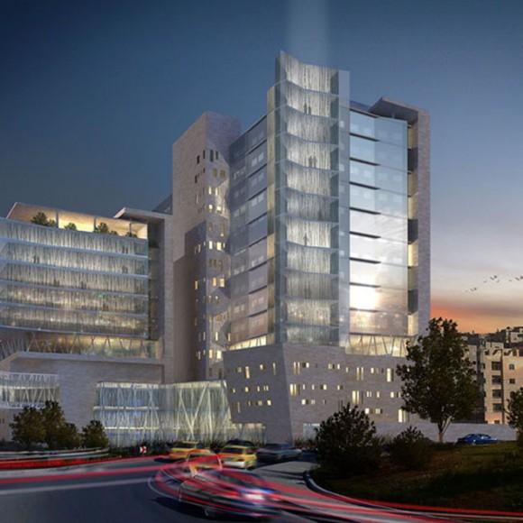 King Hussein Cancer Center, Amman, Jordan HKS, Inc.