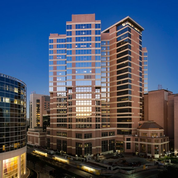 The University of Texas MD Anderson Cancer Center Albert B. and Margaret M. Alkek Patient Tower Expansion HKS, Inc./Blake Marvin