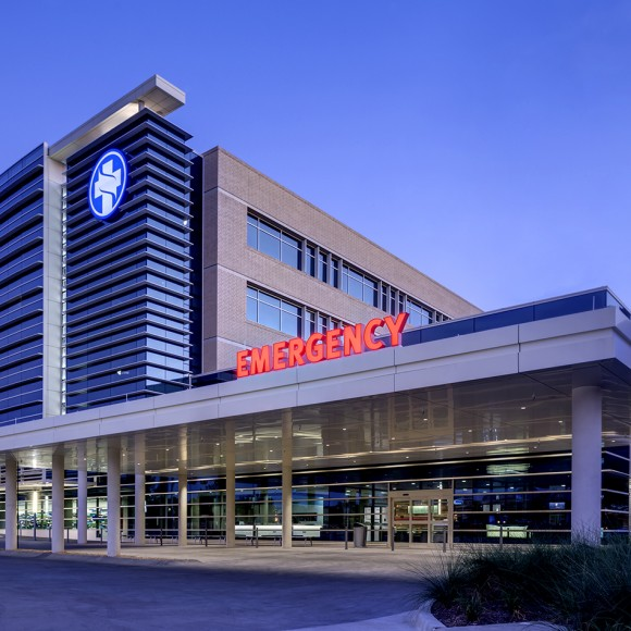 Methodist Dallas Medical Center, Trauma and Critical Care Tower