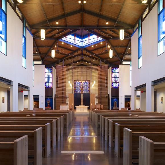St. Michael the Archangel Catholic Church | McKinney