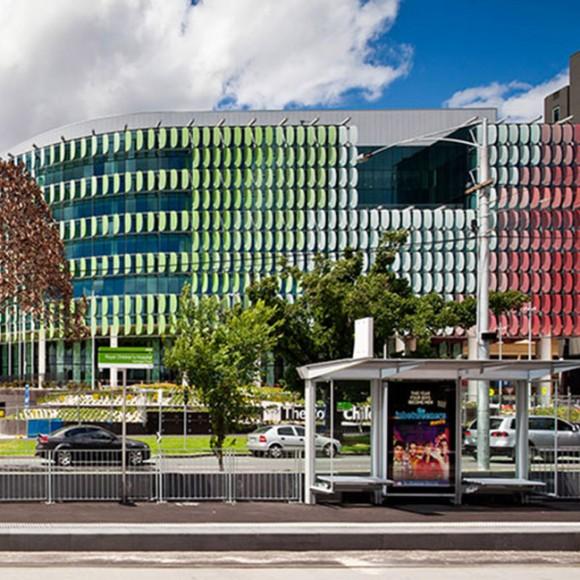 Royal Children's Hospital, Melbourne, Australia HKS, Inc./Blake Marvin
