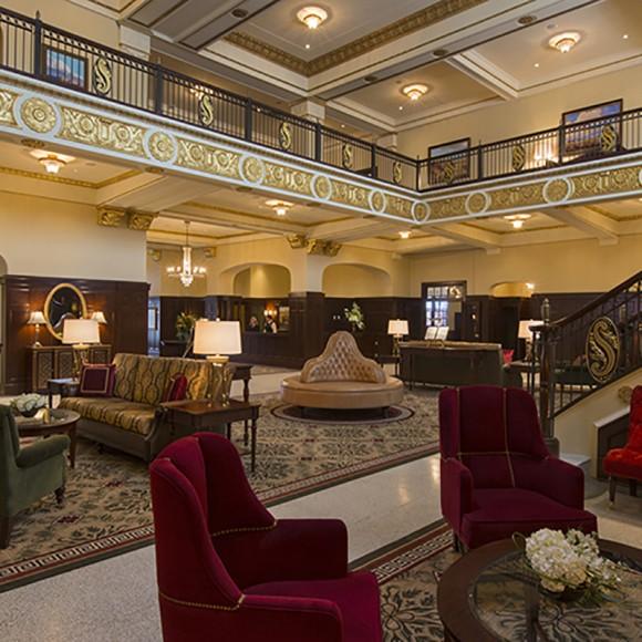 Settles Hotel Restoration, Big Spring, Texas