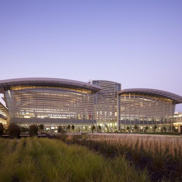 Sacramento International Airport Central Terminal B Tim Griffith