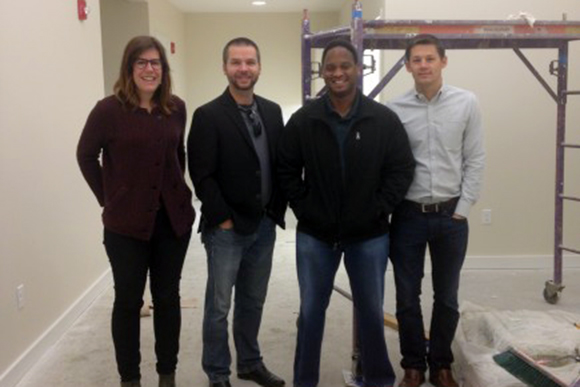Project Team - Jared Eder, Xavier Spencer, Mia Ovcina, Houston Wurtele.  Missing Aimee Burmaster