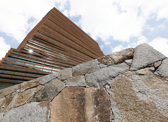 Detail Matters: The New Rolex Building