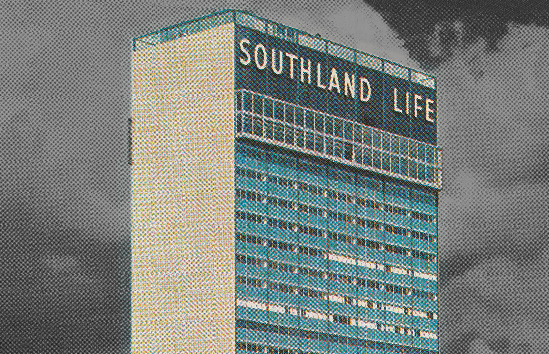 Lost + Found: Colorizing the Skyline of Dallas