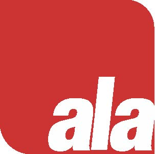 Design Awards: ALA logo