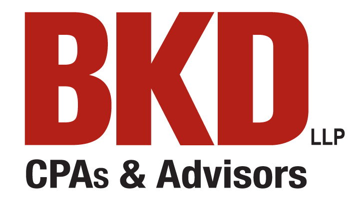 Bark + Build: BKD logo