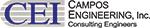 24th Golf - Campos logo