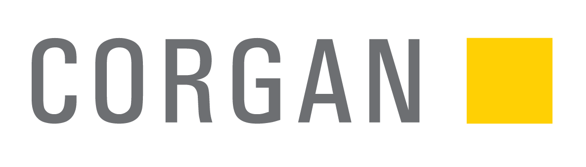 EOC College Fair - Corgan logo