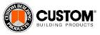 23rd Golf - Custom Building Products logo