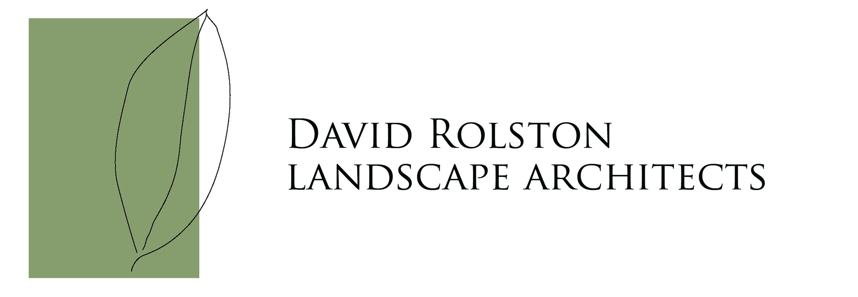 Tour of Homes - David Rolston Landscape Architects logo