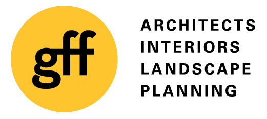 CELEBRATE ARCHITECTURE 2020 - GFF logo