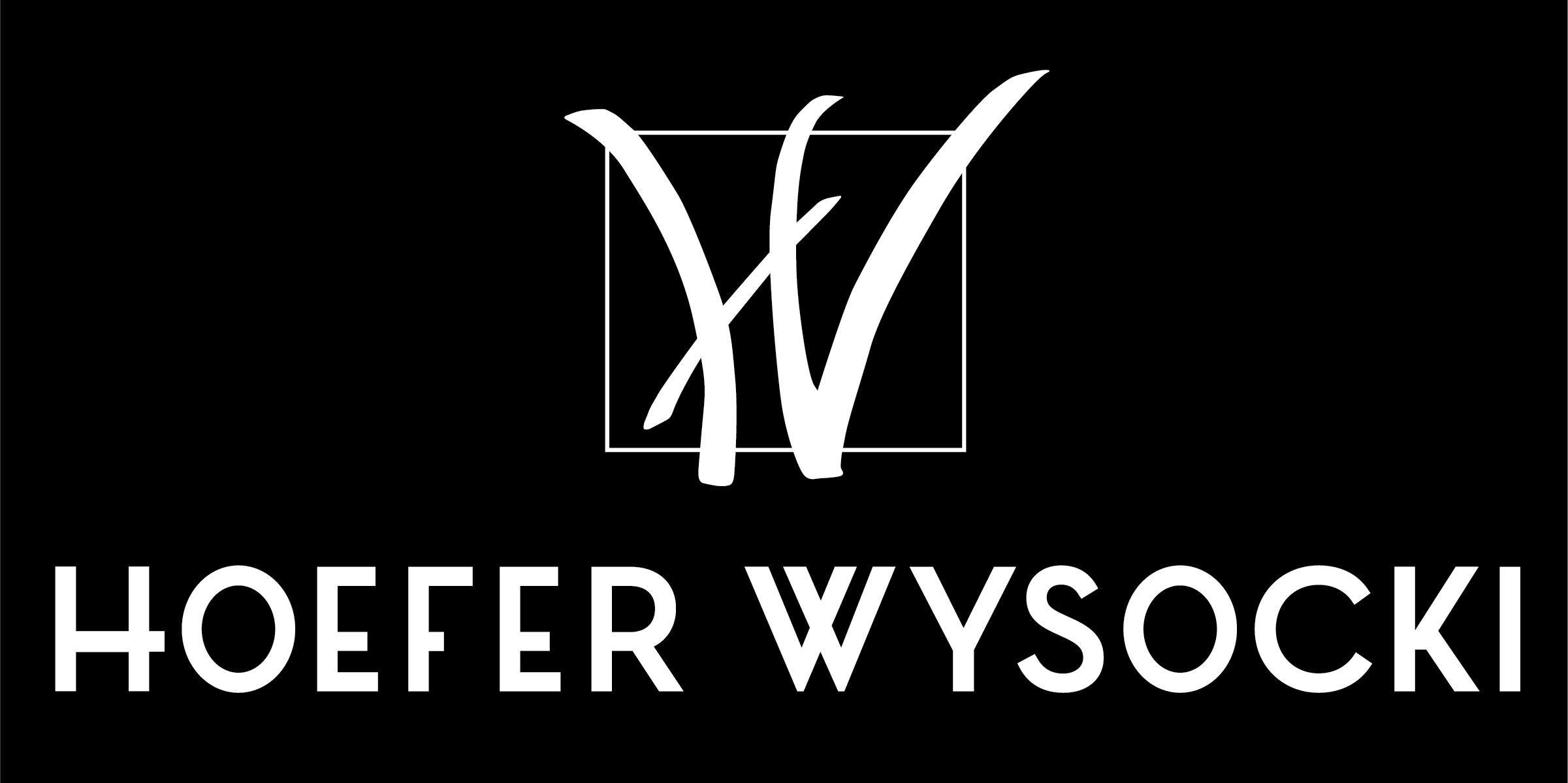 Holiday Party: Hoefer Wysocki logo