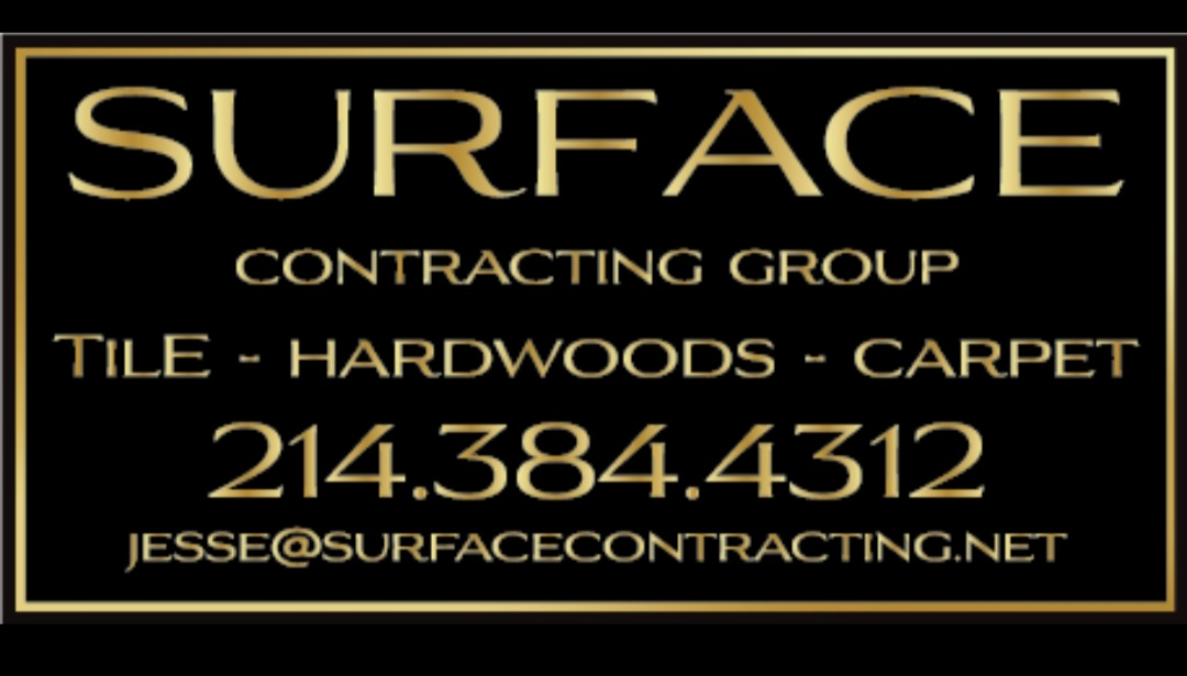 2020 Home Tour - Surface Contracting logo