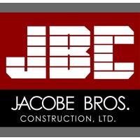 Northeast Texas - Jacobe Bros Construction logo