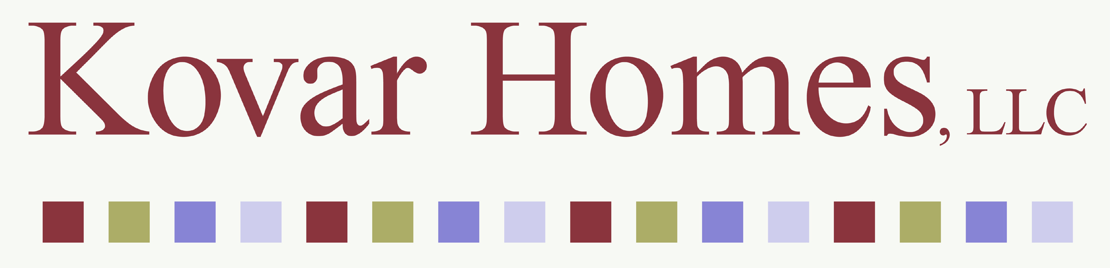 Tour of Homes - Kovar Homes logo